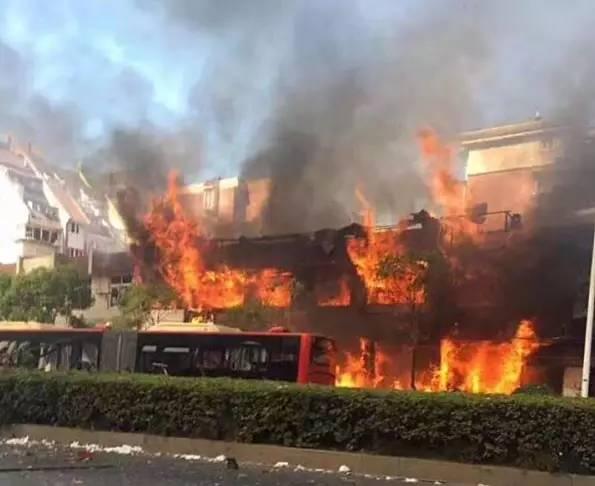 7·21杭州餐馆煤气瓶爆炸事故